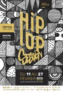 Artwork Hip Opsession 2016 par The Feebles