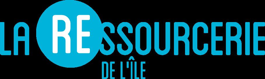 Logo La Ressourcerie de l'ïle