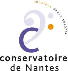 Logo du Conservatoire de la Ville de Nantes