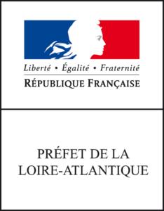 Logo - prefecture Loire Atlantique