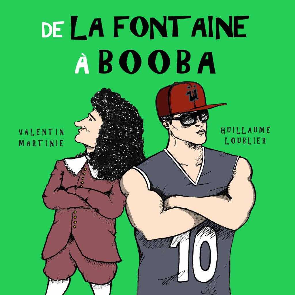 De La Fontaine à Booba