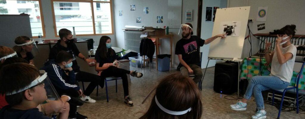 Atelier human beatbox